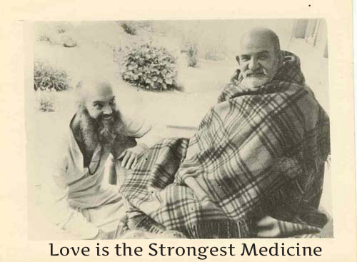 love is the strongest medicine best