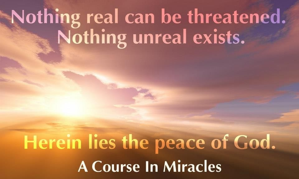 100 Great Quotes From A Course In Miracles Understanding A Course