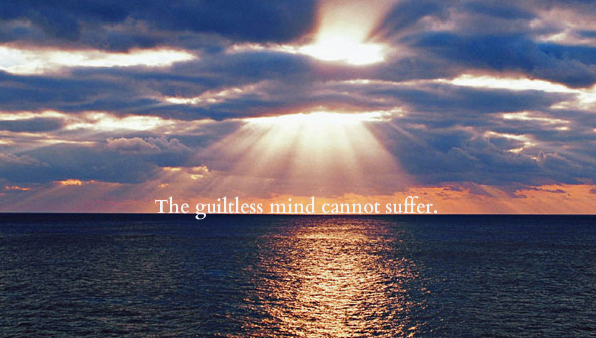 guiltless mind