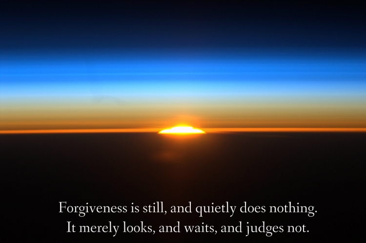 forgiveness is still