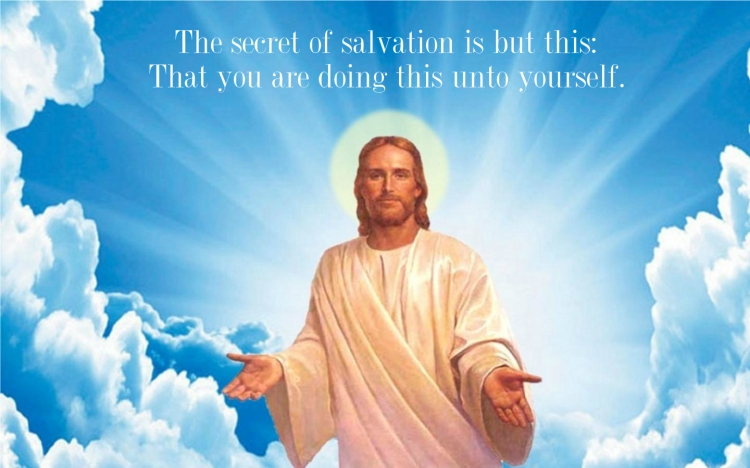 secret of salvation